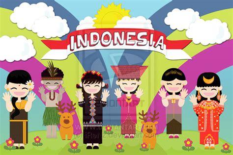 indonesia ceria by irenz on deviantart