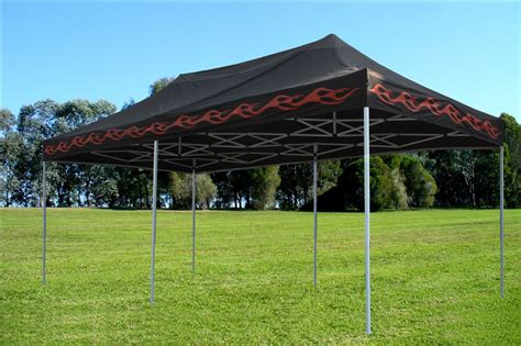 10 By 20 Canopy Tent - 10 x 20 black pop up tent canopy gazebo