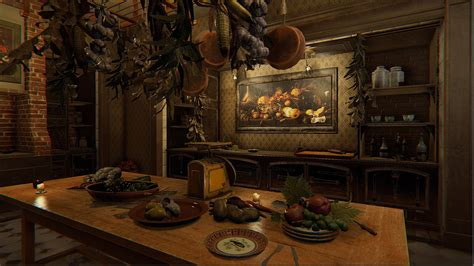 wallpaper game stores layers of fear review gamespot