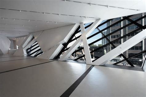 Royal Ontario Museum Interior by Royal Ontario Museum In Toronto Canada By Studio Daniel