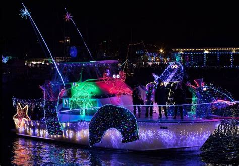 dana point harbor christmas light parade cruise discount