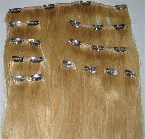hair extension clips clip in hair extensions barrie remy indian hair