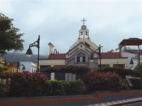 parroquia de san cayetano octubre 2014 san cayetano los realejos travel