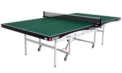 indoor table tennis table butterfly space saver indoor rollaway 25 table tennis table