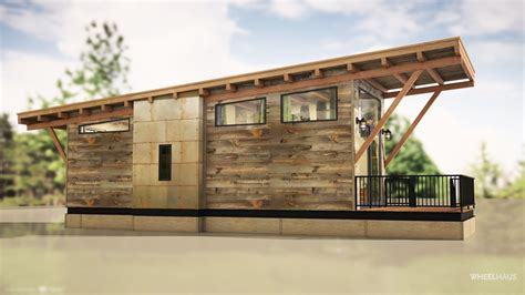 Small Cabin Floorplans by The Wedge By Wheelhaus Starting At 91 500 Tiny Living