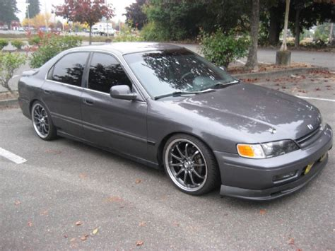 1994 honda accord coupe custom images