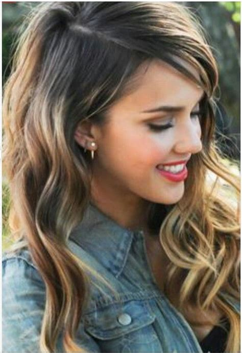 pics of bolomde hair on top and dark nottom dark blonde hair hair styles pinterest beautiful