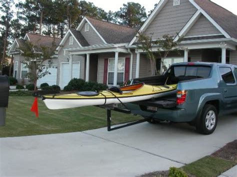 honda ridgeline bed extender best way to carry 2 kayaks page 2 honda ridgeline