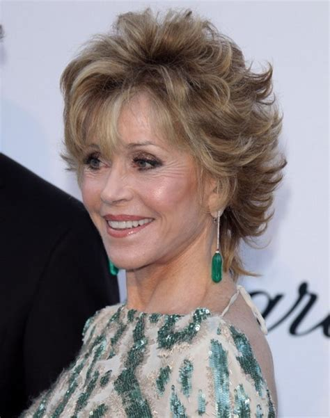 bing hairstyles for women over 60 jane fonda with shag haircut hairstyles for mature women over 60
