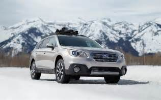 Subaru Outback Horsepower 2015 New Subaru Outback Technical Specifications And