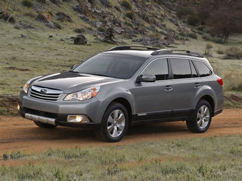 2011 Subaru Outback Price Photos Reviews Features
