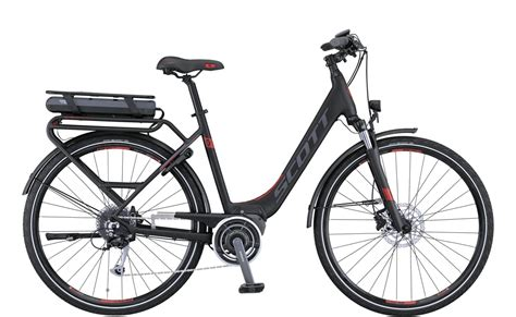 Scott E Sub Comfort Unisex Electric Bikes Onbike Ltd