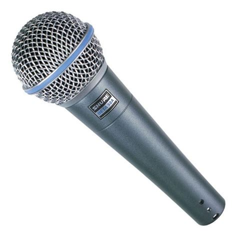 Mic Kabel Shure Beta 58a 3 shure beta 58a dynamic microphone fairdealmusic