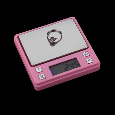 Timbangan Gantung Digital Scale Mini Portable mini electronic digital pocket jewelry scale portable