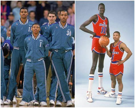 Shortest Mba by Basketball Players Height Chart From Shortest To Tallest