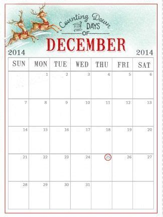 printable daily calendar december 2014 284 best images about december daily christmas