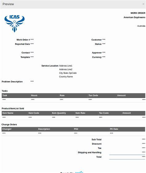 how do i create pdf templates in work orders apptivo faq