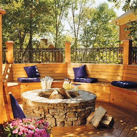 Fireplace Seat Cushion by 16 Ideas For A Garden Bench Build A Wooden Bench In The