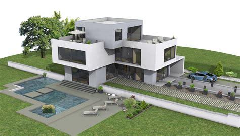 moderne villa moderne villa grundriss 3d emphit com