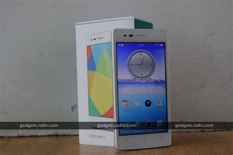 Speaker Oppo Neo 5 oppo neo 5 2015 review underpowered and overshadowed