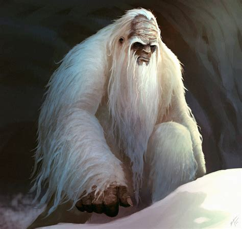 the yeti or abominable snowman is a himalayan version of