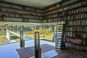 Bookcase Spanish Unique Home Libraries Idesignarch Interior Design