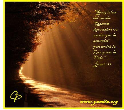 imagenes cristianas yo soy la luz del mundo yo soy la luz del mundo qui 233 n me sigue a mi no va a andar