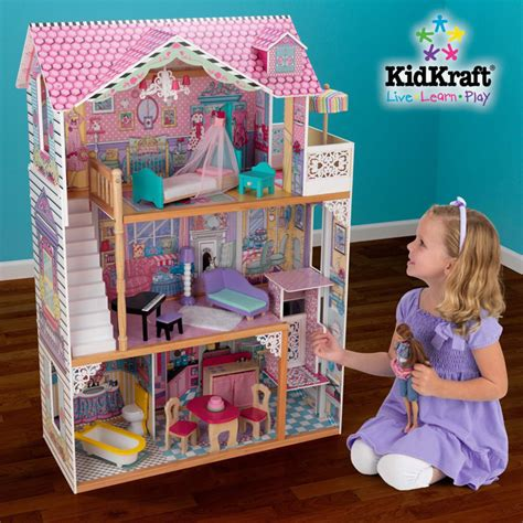 barbie sized doll house 10 awesome barbie doll house models 10awesomecom picture to pin on pinterest thepinsta