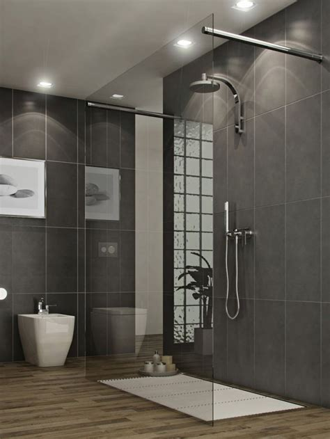 Modern Glass Shower Doors Modern Glass Shower Design Frameless Glass Doors