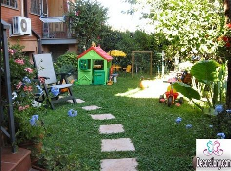 backyard ideas kids 15 fun small garden ideas for kids decoration y