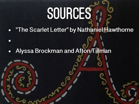 primary theme of the scarlet letter the scarlet letter by alyssa brockman