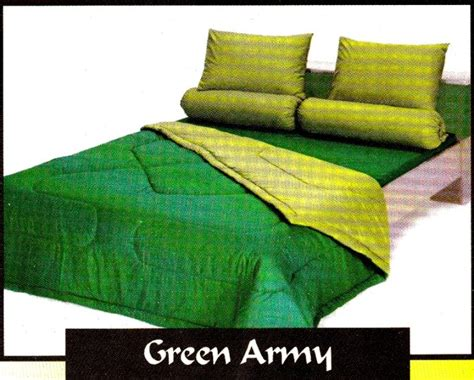 Sprei Green Polos grosir supplier reseller dropship dan retail baju