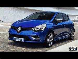 Renault Clio Gt New Renault Clio Gt Line 2016 Interior And Exterior