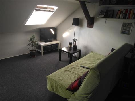1 zimmer wohnung bamberg provisionsfrei ger 228 umige dachgeschosswohnung zwischen feki und bahnhof