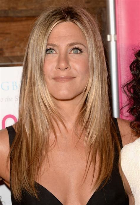 how long is jennifer degaldos hair jennifer aniston hair jason merritt getty images hair