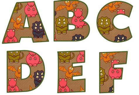 printable dinosaur alphabet 6 best images of dinosaur alphabet printables dinosaur
