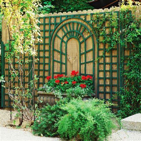 Trellis For Garden Wall trellis wall hill garden trellis design ideas