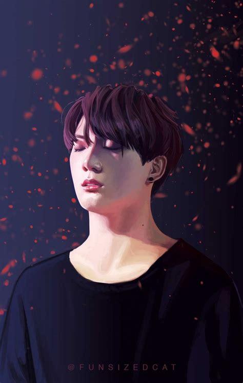 bts fansite 39 best bts jungkook fanart fan art images on pinterest