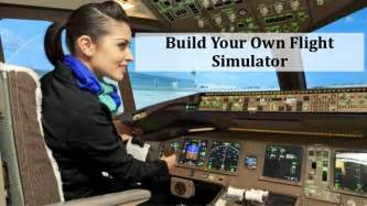 Online Home Design Simulator Build Your Own Flight Simulator Cockpits At Home