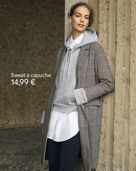 tendances automne  overlaying manteau  motif