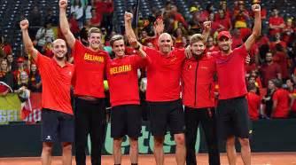 coupe davis la belgique de goffin rejoint la en finale