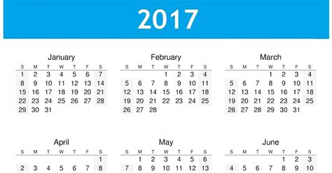 printable calendar 2017 no download twitter headers facebook covers wallpapers calendars