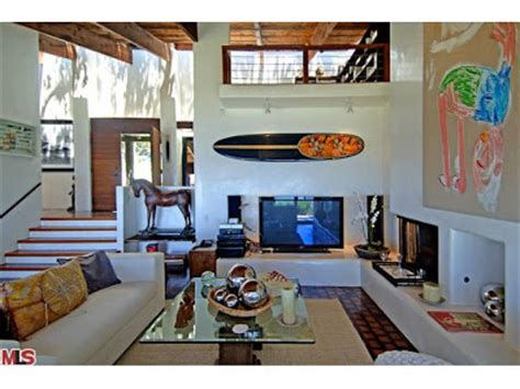dreamy 4 bedroom with soaring ceilings open plan sweeter homes celebrity homes for sale rocker michael