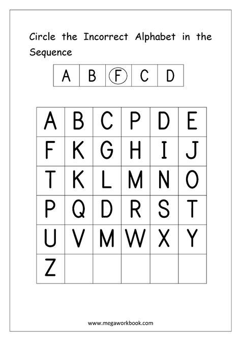 alphabet ordering worksheets free worksheets alphabetical sequence megaworkbook