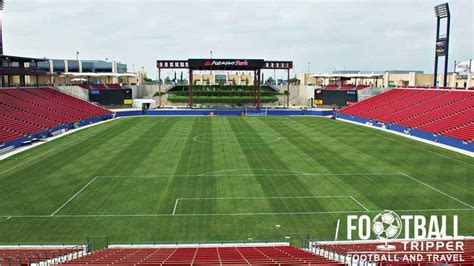 Fc Dallas Toyota Stadium Toyota Stadium Guide F C Dallas Football Tripper