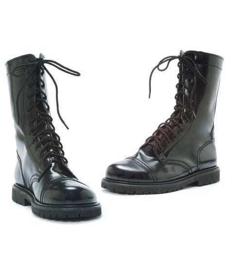 combat boot combat boots shoes costume shoes