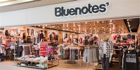intercity shopping centre bluenotes