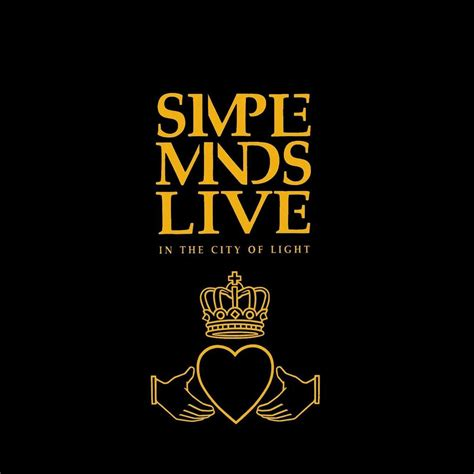 Simple Minds Live In The City Of Light live in the city of light