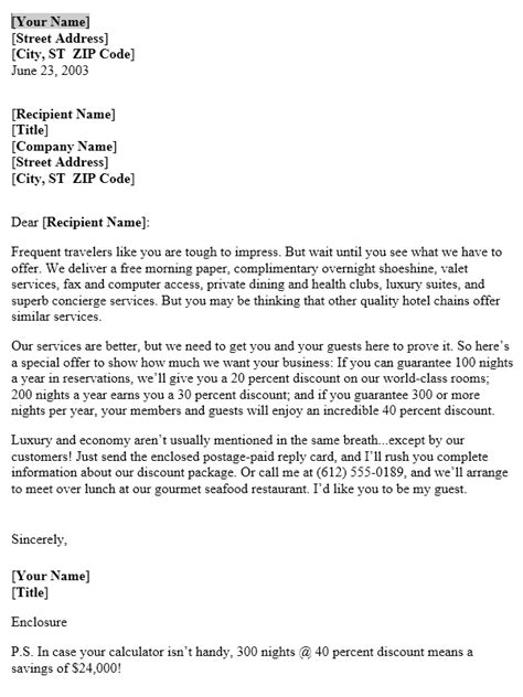 Sle Letter For A Raise Free Business Promotion Letter To Increase Sales Of A