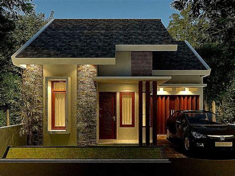 gambar rumah minimalis  lantai  atap desain rumah minimalis